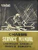 CHASSIS SERVICE MANUAL 1966